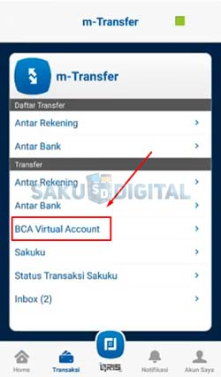 10 Tap BCA Virtual Account