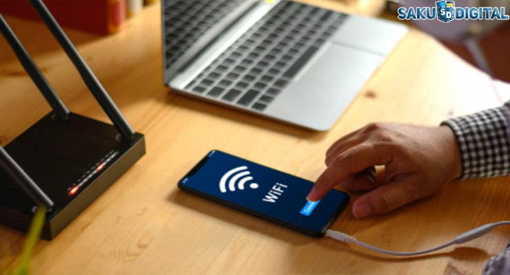 3 Gunakan Koneksi Internet Lancar