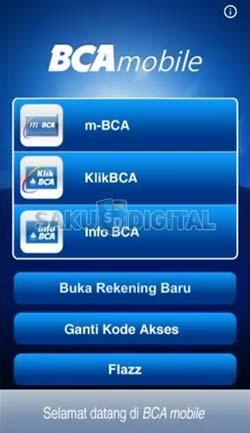 8 Buka Aplikasi M Banking BCA