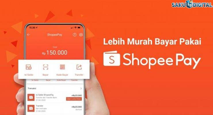 Biaya ShopeePay Semua Transaksi