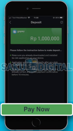 4 Tap Pay Now
