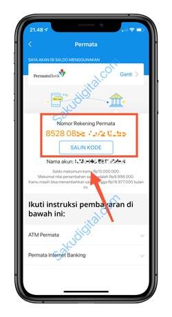 5 Cara Top Up DANA Lewat BSI Mobile