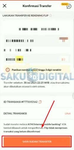 24. Cara Top Up ShopeePay Lewat Octo Mobile